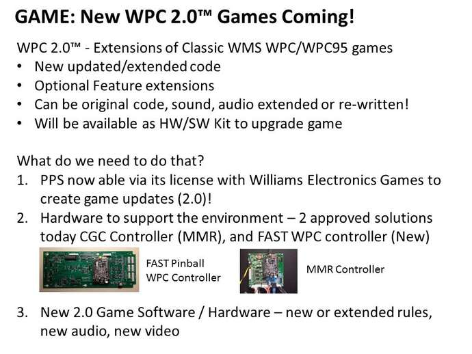 NEWS: Planetary Pinball and WPC 2 0 | CREDIT DOT