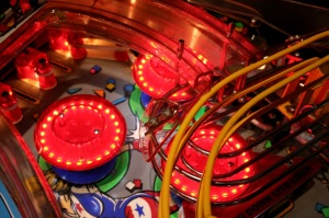 A set of BriteCaps EVO in Rollergames